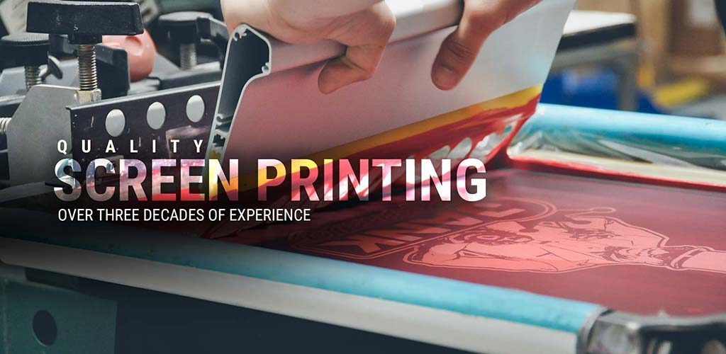 Screen Printing – Idaho Impressions – Helping Promote Your